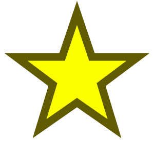 Gold Star Image