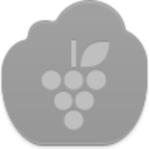 Grapes Icon Image