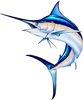 Deep Sea Fishing Clipart Image