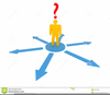 Decision Making Clipart Image