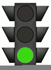 Traffic Signal Clipart Image