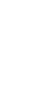 White Tilted Dancer Clip Art