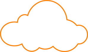Cloud6 Clip Art