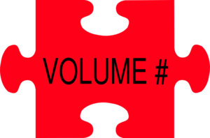 Volume # Clip Art at Clker.com - vector clip art online ...