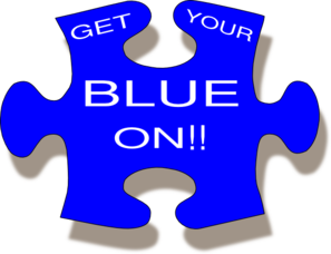 Get Your Blue Clip Art