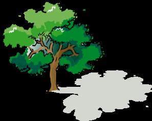 Oak Tree Clip Art at Clker.com - vector clip art online, royalty free ...  Oak Tree Clip Art