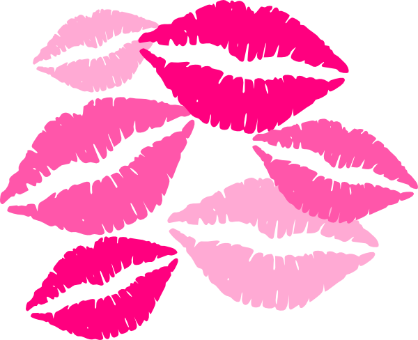 kisses clip art at clker com vector clip art online royalty free rh clker com kisses clipart free free blowing kisses clipart