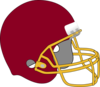 Football Helmet Socal Clip Art