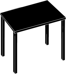 coffee table clipart black and white. black table shadi clip art coffee clipart and white