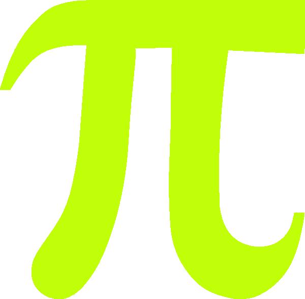 Lt Pink Pi Math Stats Pie Clip Art At Clker Vector Clip Art