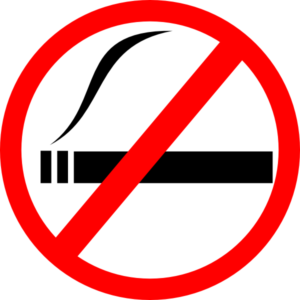 no smoking clip art at clker com vector clip art online royalty rh clker com no smoking clip art images no smoking clipart sign