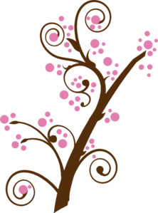 Brown Tree Branch Clip Art