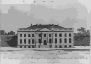 The President S House... Clip Art