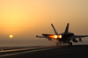 F/a-18 Launches Off The Deck Image