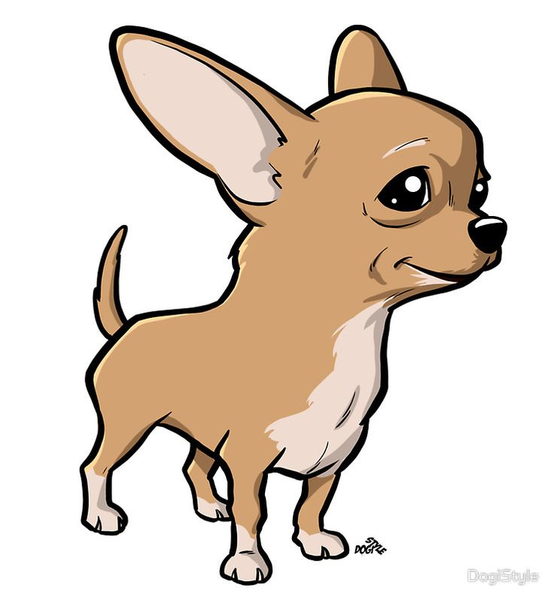 animated chihuahua clipart free images at clker com vector clip rh clker com chihuahua clipart png chihuahua clipart free