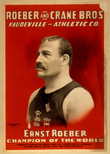 Roeber And Crane Bros Vaudeville-athletic Co. Image