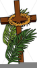 Free Clipart Church Cross Image