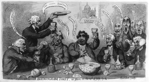 A Birmingham Toast, As Given On The 14th Of July By The--revolution Society Image
