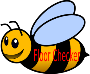 Busy Bee 2 Clip Art