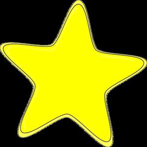 yellow star clip art at clker com vector clip art online royalty rh clker com Star Border Clip Art yellow star clip art free