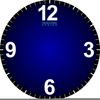 Clock Face Clipart Image
