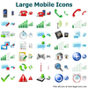 Large Mobile Icons Image