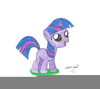 Twilight Filly Cute Image