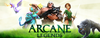 Arcane Legends Logo Image