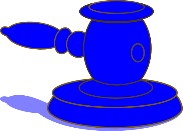 clipart of judge - photo #49