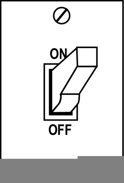animated clipart light switch