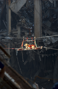 World Trade Center Collapse; Sept. 15, 2001 Image