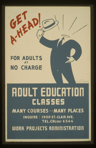 Get Ahead! Adult Education Classes : For Adults At No Charge. Image