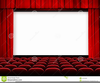 Movie Curtain Clipart Image