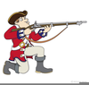 American Revolutionary War Clipart Image