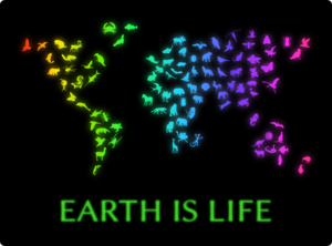 Earth Is Life Clip Art