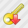 Icon Key Down 1 1 Image