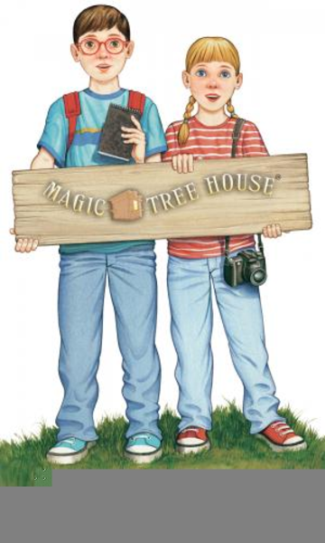 Magic Tree House Jack And Annie Clipart Free Images At Clker Com
