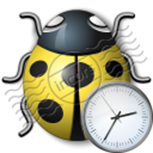 Bug Yellow Time 6 Image