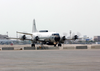 An Ep-3e Orion Assigned To The  World Watchers  Of Fleet Air Recon Squadron One (vq-1) Returns From A Routine Mission In Support Of Operation Enduring Freedom (oef). Image