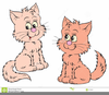 Free Clipart Of Funny Cats Image