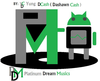 Platinum Dream Musics Logo Image