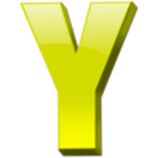 letter y icon 1 free images at clker com vector clip art online rh clker com y clipart y fronts clipart