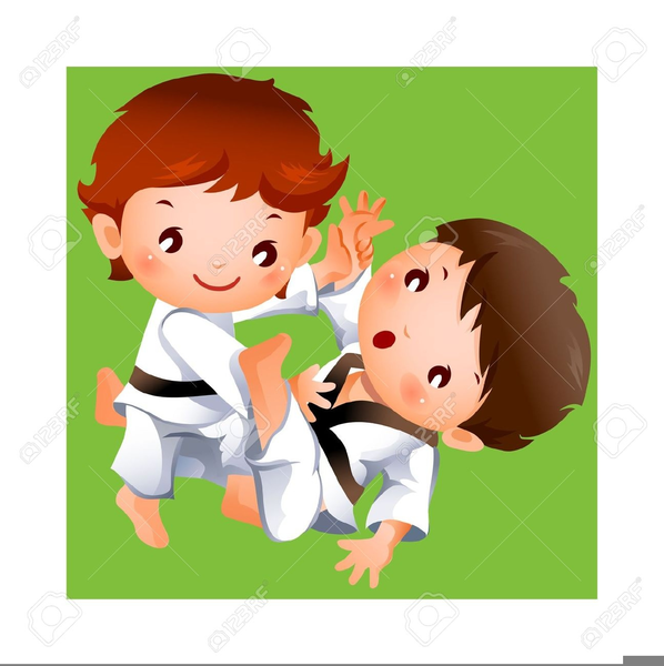 Cartoon Kids Fighting Free Images At Clker Com Vector Clip Art Online Royalty Free Public Domain