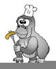 Free Gorilla Clipart Images Image