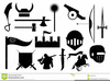Black White Crown Clipart Image