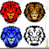 Free Clipart Pictures Of Lion Team Mascots Image