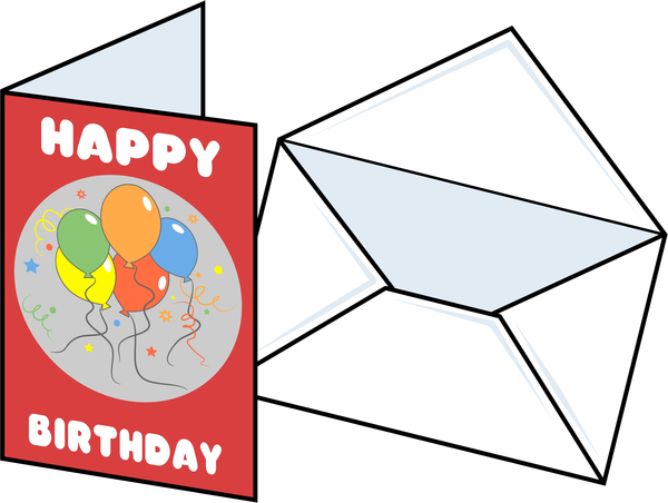Birthday Card Free Images At Clker Vector Clip Art Online
