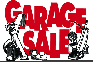 Garage Sales Clipart Free Images At Clkercom Vector Clip Art