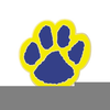 Clipart Cougar Paw Image