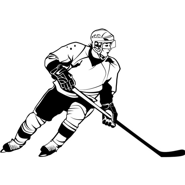 Hockey Glove Clipart Free Images At Clker Com